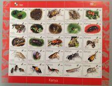 More details for kenya stamps   icipe sheet issued 2011 u/m