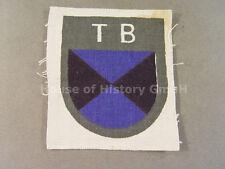 97015 Armabzeichen: TB, Terek Kosaken, Wappenschild, gedruckt