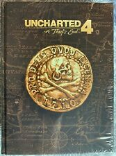 Uncharted 4 A Thief's End Livre Collector's Edition Guide NEUF Sous Blister