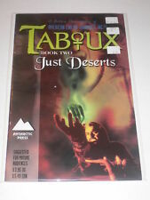 Taboux #2 Just Deserts Antartic Press Comic Aug 1996
