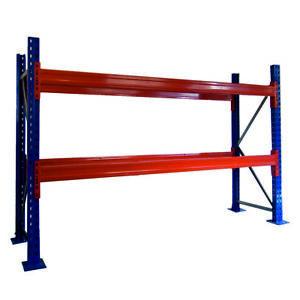 Cask Stillaging Boltless Rack - 5/5 Firkins or 4/4 Kils - H2000mm