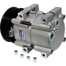 A/C Compressor-VIN: F, DIESEL, Mechanical, Turbo UAC CO 35109C