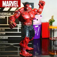Roter Hulk Action Figur Avengers Marvel PVC Figuren Superheld Comic Sammeln Hero