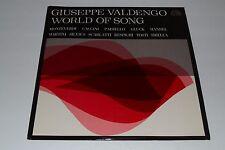 Giuseppe Valdengo~World Of Song~Monteverdi~Caccini~Paisiello~Gluck~Handel~Tosti