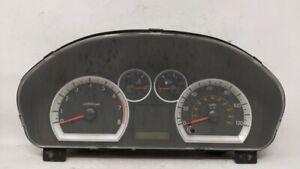 2009-2010 Chevrolet Aveo Speedometer Instrument Cluster Gauges 96806665 91241