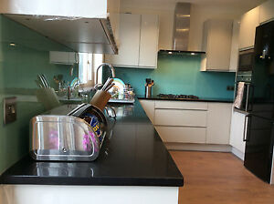 Cheap Kitchen Splashbacks Glass - Any size, bespoke, cut to any size/ shape