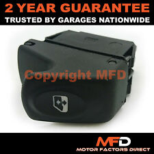 ELECTRIC POWER WINDOW CONTROL SWITCH BUTTON FOR RENAULT SCENIC 1999 On