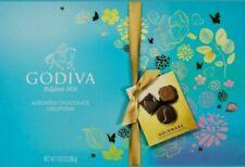 NEW GODIVA BELGIUM 1926 GOLDMARK ASSORTED CHOCOLATES CREATIONS BOX 10.8 OZ
