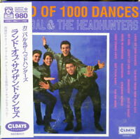 CANNIBAL & THE HEADHUNTERS-LAND OF 1000 DANCES-JAPAN MINI LP CD BONUS TRACK B57