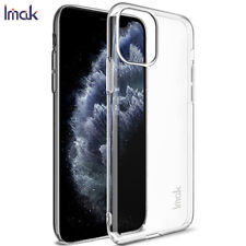 """For iPhone 11 Pro Max 6.5"""" Case IMAK Slim Transparent Clear Hard Full Back Cover"""