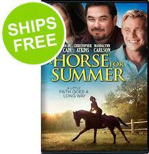 A Horse for Summer (DVD, 2015) NEW, Sealed, Terri Minton, Dean Cain