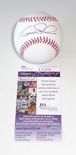KAZUHIRO KAZ SASAKI SEATTLE MARINERS SIGNED MAJOR LEAGUE BASEBALL JSA COA L51828
