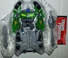 Transformers OPTIMUS PRIME BEAST BLADE Commander Beast Hunters Cyberverse