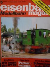Eisenbahn Modellbahn magazin n°5 1979 - Schmalspur in der DDR- Tr.22