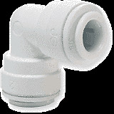"JG 1/4"" Speedfit 90 Elbow Adapter RO Fitting"