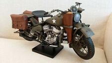 ZY TOYS 1/6 WWII US Army Motorcycle for Hot Toys Captain America