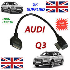 AUDI Q3 ami mmi 4f0051510k (largo) iPhone 3gs 4 4s iPod Cable