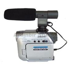 Stereo Video Shotgun Microphone for JVC Everio GZ-HD7