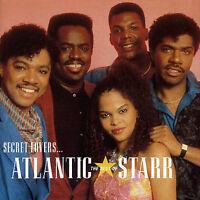NEW Secret Lovers - The Best Of Atlantic Starr -  Atlantic Starr (Audio CD)