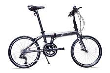 Allen Sports XWay Aluminum Folding Bike - 20 Speeds