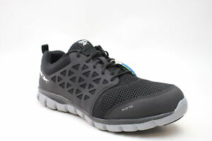 Reebok Work Sublite Cushion Work Alloy Toe Mens  Work Safety Shoes Casual   -