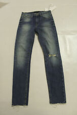 Hudson Women's Nico Midrise Super Skinny Ankle Jeans CB6 Haverford Size 27 NWT