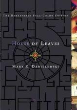 House of Leaves by Mark Z Danielewski (Hardback, 2000)