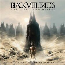 Wretched and Divine: The Story of the Wild Ones [Ultimate Edition] by Black Veil Brides (CD, Jun-2013, 2 Discs, Lava)