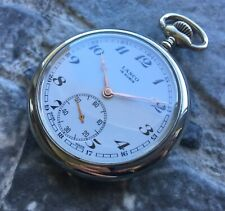 ✩ Vintage LANCO Swiss Made old pocket watch 15 Jewels