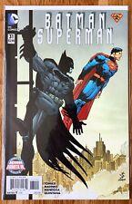 SUPERMAN BATMAN #31 JOHN ROMITA JR VARIANT Cover DC Comics NM