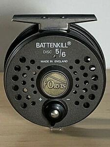 ORVIS Battenkill Disc 5/6wt Fly Fishing Reel -  Brand New Never Used