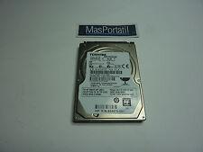 """DISCO DURO HDD SATA  2,5"""" 750GB TOSHIBA MK7575GSX  PARA PORTATIL"""