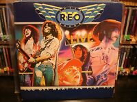 REO Speedwagon ‎–You Get What You Play For       Vintage  LP  *see all pictures*