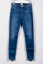 "Hudson High Waist Barbara Super Skinny 10"" Front Rise 30"" Inseam Jeans Sz 29"