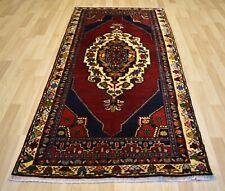 Gorgeous 1970's Handmade Turkish Konya rug 4 Ft X 8 Ft Free Int.Shipping