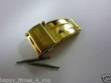 16.8mm Gold Tone Oem Seiko Clasp
