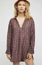 NEW $168 CP SHADES Bailey Tunic Size XS Vintage Rose