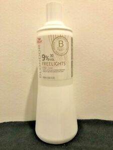 Wella Blondor FREELIGHTS Developer 30 Volume (9%) 33.8 oz / Liter
