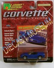 1998 '98 CHEVY CHEVROLET CORVETTE CONVERTIBLE COLLECTION DIECAST JOHNNY JL