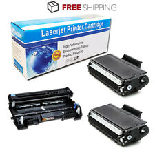 2x TN650 1x DR620 Ink Toner Drum for Brother HL-5370DW 5340D MFC-8480DN 8890DW