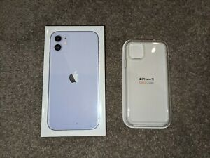 Apple iPhone 11 - 256GB - Purple (Unlocked) A2221 (CDMA + GSM)