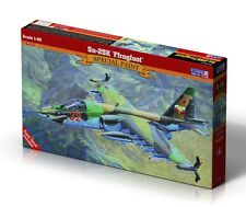 SUKHOI Su-25 K FROGFOOT A (PERUVIAN, BULGARIAN, RUSSIAN MKGS) 1/48 MISTERCRAFT