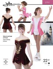 Jalie Princess Figure Skating Dancing Dresses Dress Costume Sewing Pattern 2791