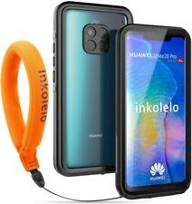inkolelo Huawei Mate 20 Pro Waterproof Case Cover Built-in Screen Full-Body