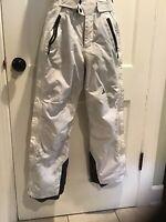 Artica Winter Snow Pants Waterproof XS Womens White