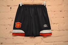 VINTAGE MANCHESTER UNITED HOME FOOTBALL SHORTS 1994/1995 SOCCER MENS S