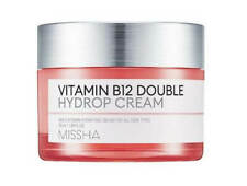 MISSHA VITAMIN B12 Double Hydrop Cream [50ml] Scars Acne Sunspots [UK]
