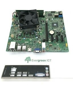 Dell 0GDG8Y Vostro 260 Motherboard + intel i3-2100@3.10 ghz cpu, 4GB RAM Bundle