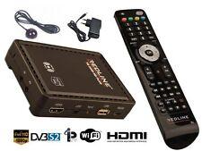 Redline TS 2000 Mini HD Plus Full HDTV Sat Receiver LAN IPTV IP Wifi