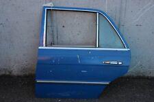 Tür Hinten Links Mercedes Benz S Klasse W116 116 Scheibe door rear left blau